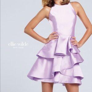 BLACK!!! NWT homecoming dress size 2